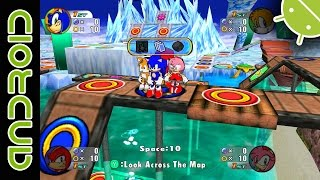 Sonic Shuffle | NVIDIA SHIELD Android TV (2015) | Reicast Emulator [1080p] | Sega Dreamcast