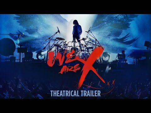 WE ARE X - [Trailer] - In theaters starting October 21st!
