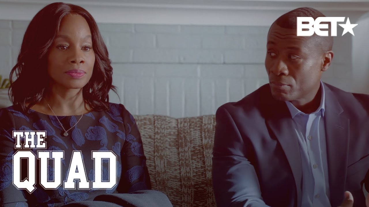 Download Whoa! Heart-Wrenching Scene From 'The Quad' | The Quad