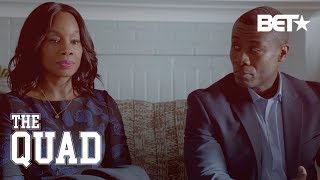 Whoa! Heart-Wrenching Scene From 'The Quad' | The Quad