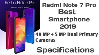 Redmi Note 7 Pro full Details Review Price, In India 2019 By Raj Gadgets