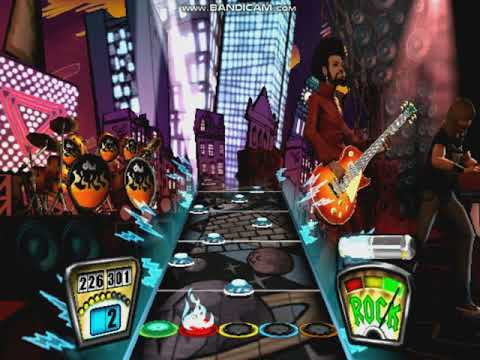 GUITAR HERO EXTREME VOL 2 - YYZ (DOUBLE SPEED + EXPERT MODE) PCSX2