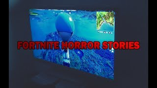 Video 3 Horrific Stories that happened while Playing Fortnite download MP3, 3GP, MP4, WEBM, AVI, FLV September 2018