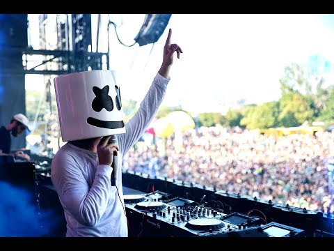 MARSHMELLO - BEST MOMENTS IN LIVE