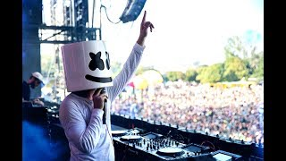 Marshmello Tomorrowland 2017