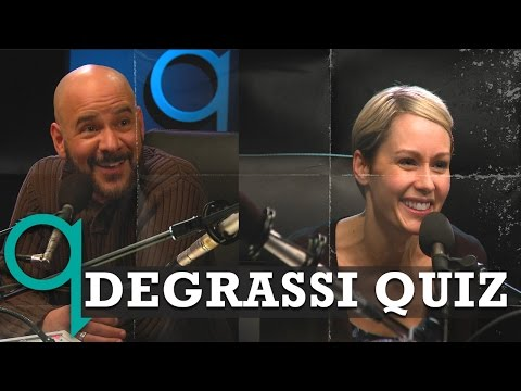 Degrassi Quiz feat Joey Jeremiah and Caitlin Ryan