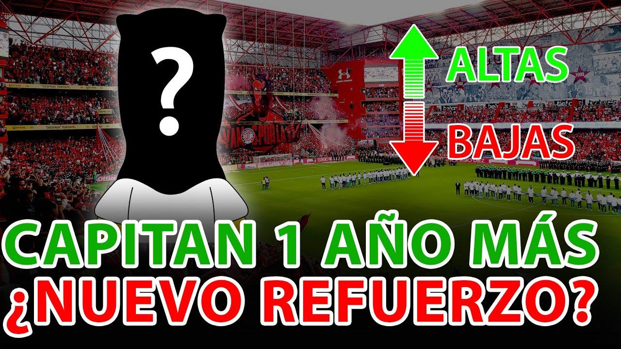 TENEMOS CAPI UN AÑO MÁS   REFUERZO PARAGUAYO AL TOLUCA FC   ¿EL DEDOS RENOVARÁ?