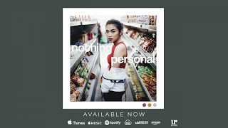TALA - nothing personal (Official Song Preview)