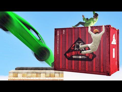 BREAK THE SNIPER PLATFORM CHALLENGE! (GTA 5 Funny Moments)