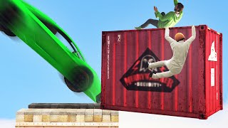 BREAK THE SNIPER PLATFORM CHALLENGE! (GTA 5 Funny Moments) thumbnail