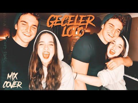 Geceler & LOLO (Mix Cover) - Melis Fis x Cem Yenel