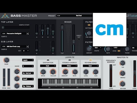 Hands-On with Loopmasters Bass Master | VST/AU Bass Instrument