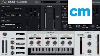 Hands-On mit Loopmasters-Bass-Master - | VST - /AU-Bass-Instrument