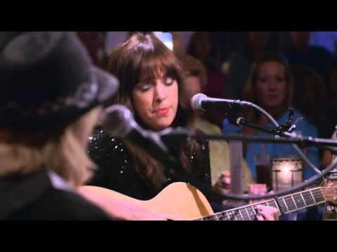Marit Bergman & Pam Rose - Never You (Live @ Jills veranda, Nashville)