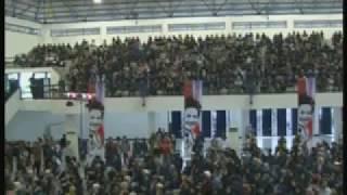 rossy goes to campus universitas airlangga surabaya
