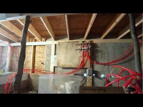 hook up heat exchanger hot water tank