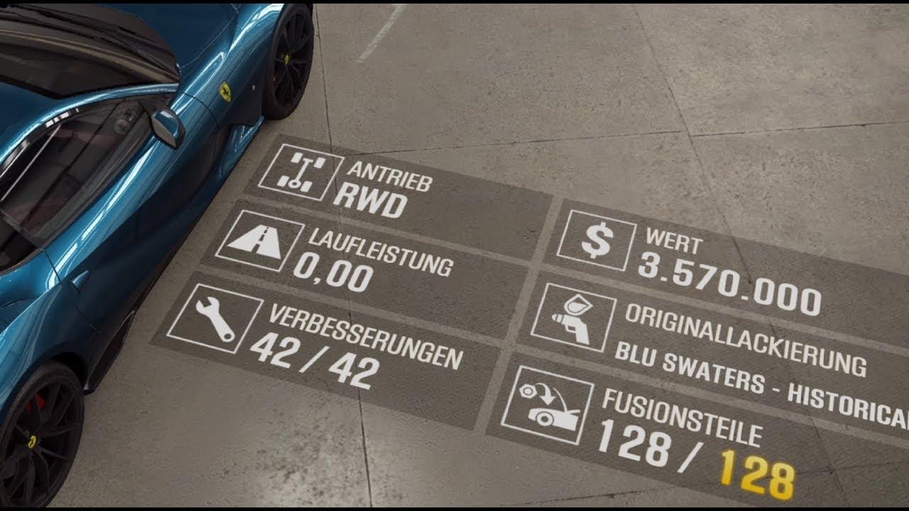 CSR Racing 2 | Ferrari 812 Superfast | Best Tune & Shift ...