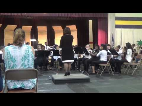 Newberry Middle School Band Showcase - April 2017