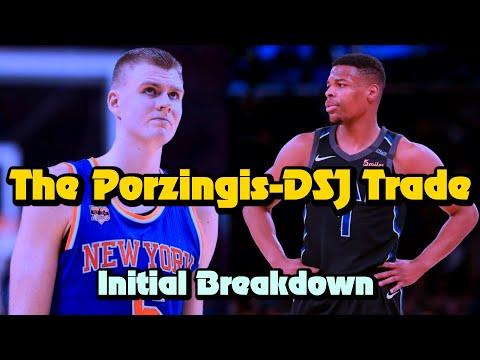 Why The Porzingis Trade Is Terrible...Yet Inevitable