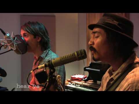 "The Low Anthem - ""Charlie Darwin"" - HearYa Live Session 8/9/09"