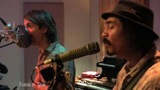 "The Low Anthem - ""Charlie Darwin"" - HearYa Live Session 8/9/09"