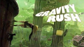 Gravity Rush Gameplay (PS Vita)