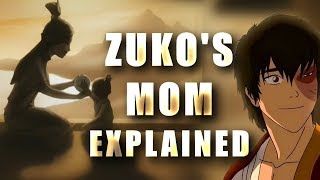 Zuko\'s Mom Explained: The Life of Ursa (Avatar the Last Airbender Breakdown)