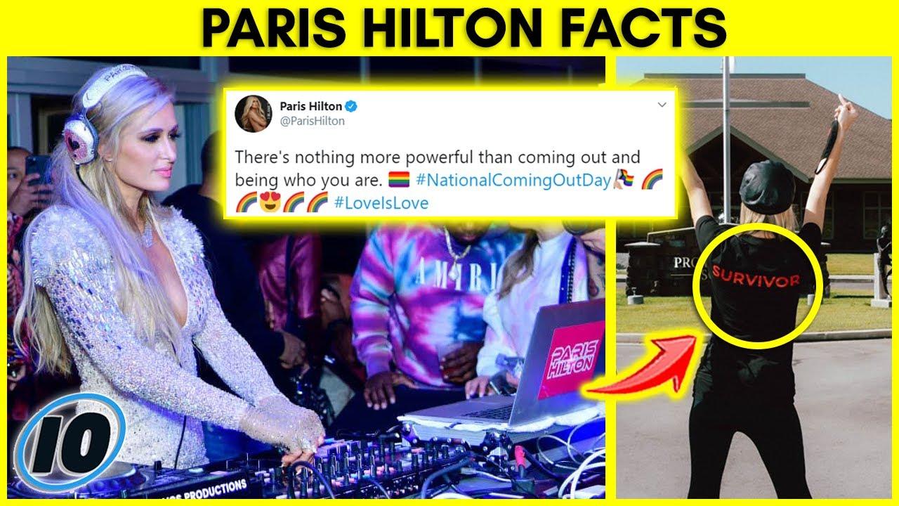 Top 10 Paris Hilton Facts You Didn't Know