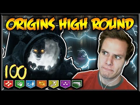 origins remastered round 100 attempt��call of duty