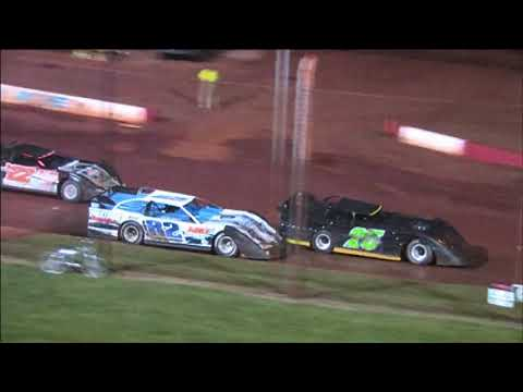 Dixie Speedway 8/29/15 Super Bomber Feature!
