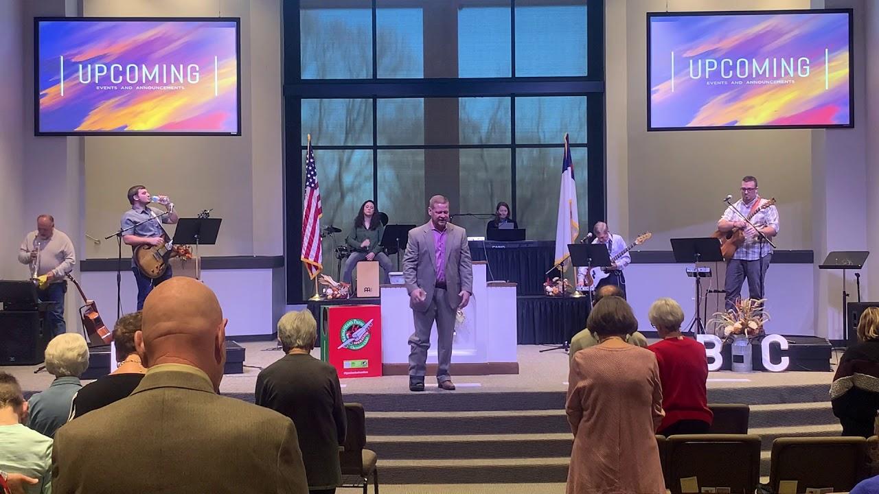 Sunday Worship Service 11/15/20