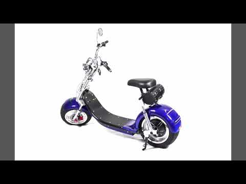 Electric scooter EEC from Rooder Group HK SHANSU TECHNOLOGY LIMITED