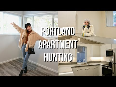 PORTLAND APARTMENT HUNTING 2019