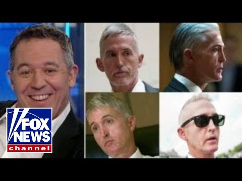 Greg Gutfeld on Trey Gowdy's exit and his hair