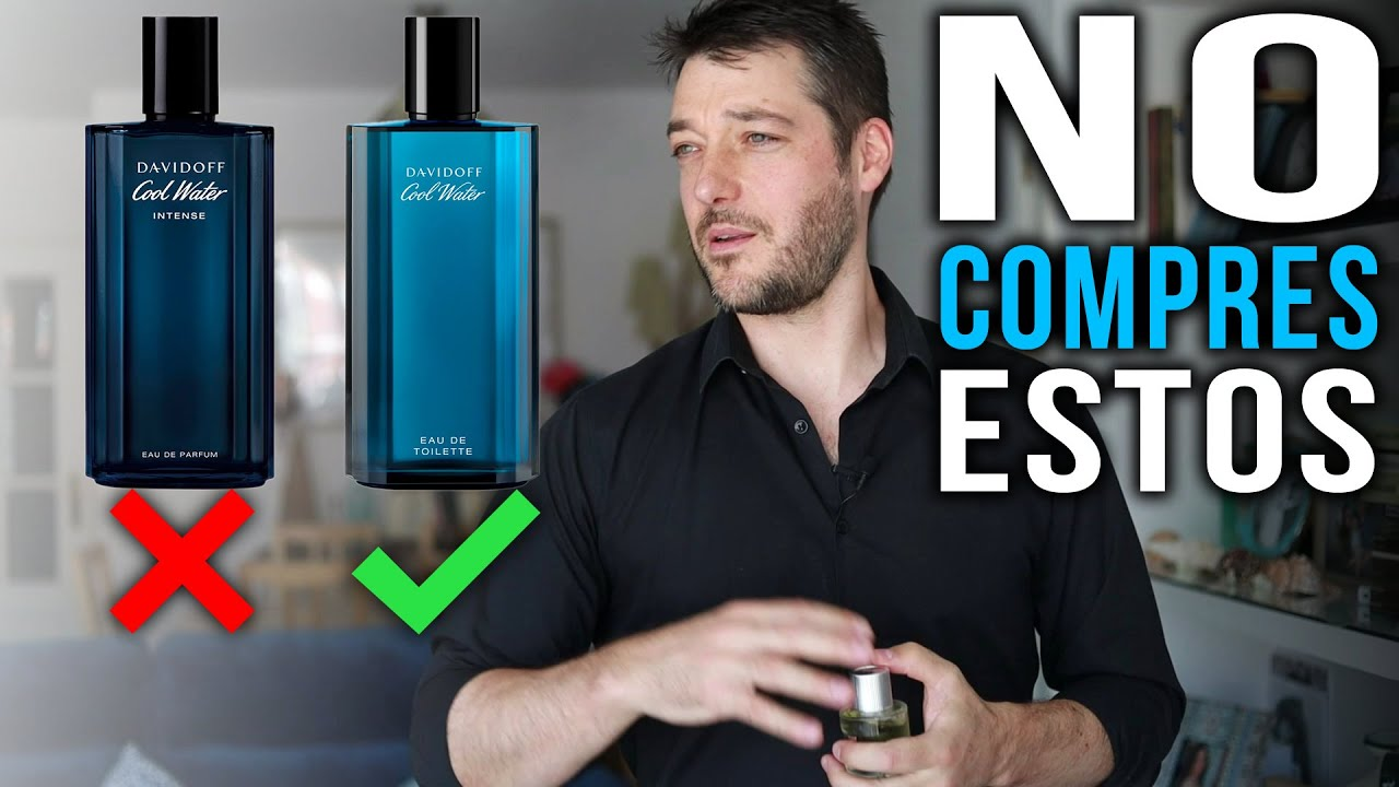 No compres estos 5 perfumes