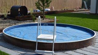 TAPIS.PL - Okrągły basen ogrodowy TOI - BASENY CZĘSTOCHOWA