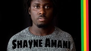 Shayne Amani - African Traditions - October 2016