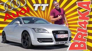 AUDI TT Quattro | 2GEN | 8J | Test and Review | Bri4ka.com