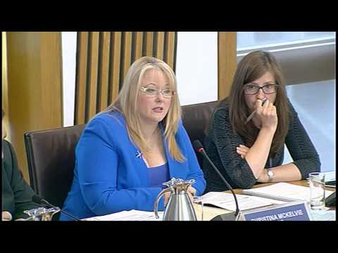 European and External Relations Committee - Scottish Parliament: 25th June 2015