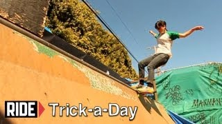 How-To Skateboarding: Fakie Smith Grind with Vanessa Torres