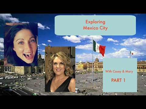Storagewars Casey Nezhoda & Mary Padian Exploring Mexico City Quien Da Mas