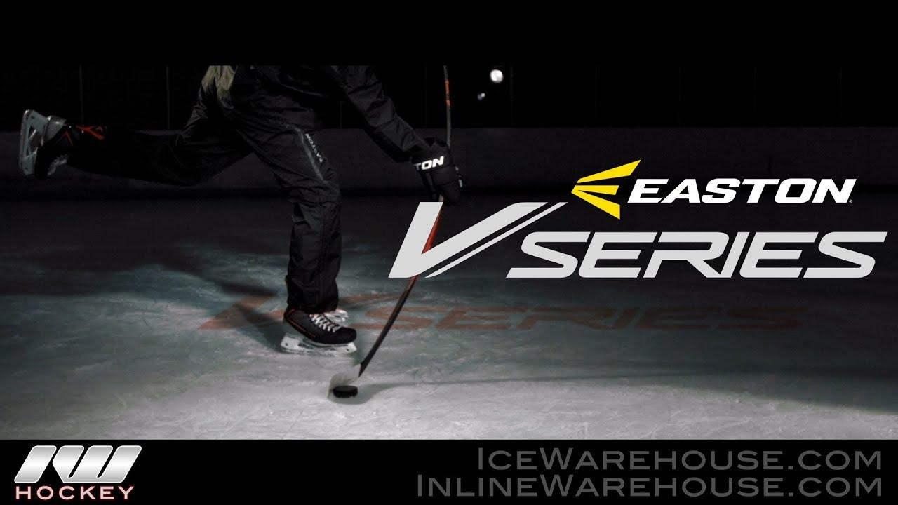 The Story Behind The Easton Velocity Hockey Sticks Youtube