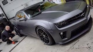 Tuning-Wert meines Camaro SS ! !