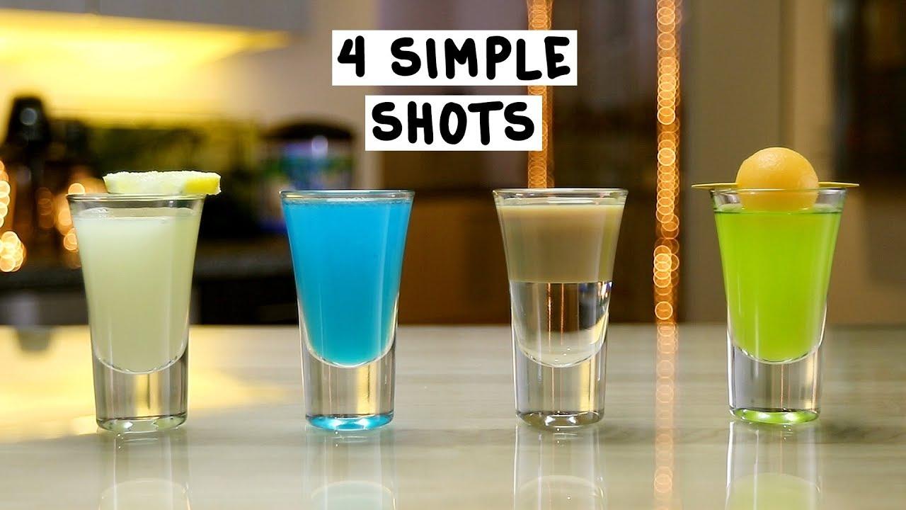 Four Simple Shots