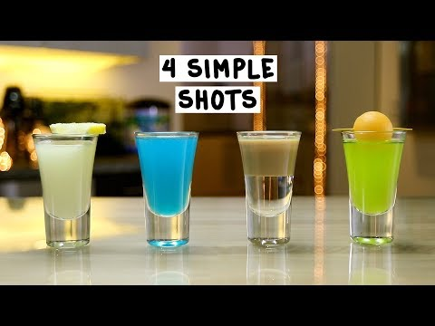 Four Simple Shots