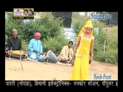 Letest Ragni ,Aaj Ka Bolya Yad Rakhiye,Preeti Choudhary,By Harsh Preeti Cassettes