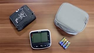 Produktvideo zu Oberarm-Blutdruckmessgerät Beurer BM 40