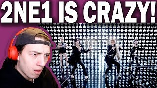 2NE1 - 내가 제일 잘 나가(I AM THE BEST) M/V REACTION!