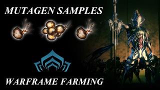 Warframe (Solo) Farming - Mutagen Samples (2017)