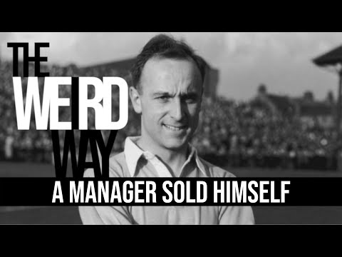 The Weird Way A Manager Sold Himself